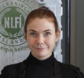 Guðrún Helga Magnúsdóttir